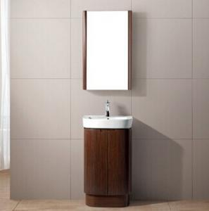 "China 19-5/8"" Single Bathroom Vanity With Medicine Cabinet on sale"