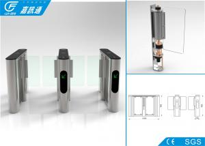 China Security Access Control Coin Operated Turnstile Infrared Sensors For Metro Station on sale