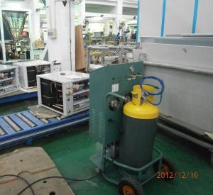China Large wheels R12 R22 recovery equipment for production line CM05 on sale