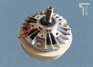 China Center Ring Magnetic Particle Brake 200NM 20 KG DC24V Current 3A on sale