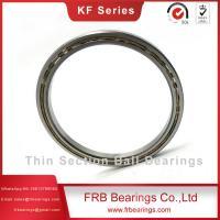 KF110AR0 thin section ball bearings,GCr15SiMn angular contact bearings,slim radial ball bearing for electric motors