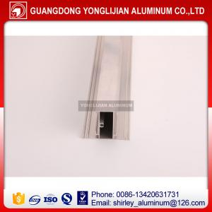 China Ghana aluminium extruded profiles for doors and windows,aluminum profiles for Africa on sale