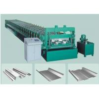 Hydraulic Glazed Tile Roll Forming MachineFor Making Color Steel Floor Deck