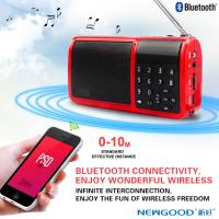 FM,AM,SW radio support mini hifi bluetooth music player