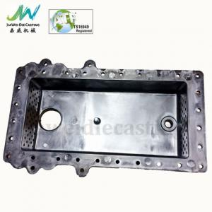 China High Pressure Custom Machined Aluminum Parts With Die Cast Aluminum Con - Structure on sale
