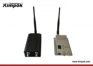 China Long Range Wireless Video Transmitter 900Mhz with 5W Power for Real Time Event on sale