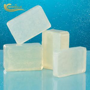 China Handmade DIY Skincare Organic Melt And Pour Soap Base on sale