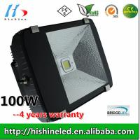 100w IP65 8500Lm AC 85 - 265V Aluminium LED Outdoor Floodlight With 120° / 140° Beam Angle