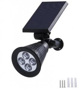 China IP65 Solar LED Wall Light Outdoor LED Solar Lawn Lights For Decks / Pathways on sale