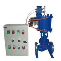 Pneumatic Pressure shut-off valve / cut-off valve cast steel Non-rising stem WCB gate valve pn16