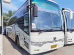 ZK6122 Travelling 2012 Year Yutong 55 Seats LHD 2nd Hand Bus