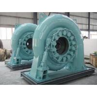 China hydroelectric equipment for small/medium plant on sale