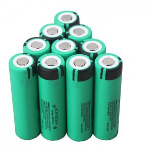 China original rechargeable 3.7v Panasonic 18650 3100mAh battery cell with for e cigarettes on sale