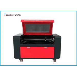China Belt Transmission Hiwin Rails CO2 Laser Cutting Engraving Machine For Wood Rubber on sale