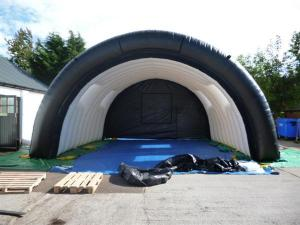 China .reliable supplier Manufacturer quality guarantee inflatable tunnel tent  on sale
