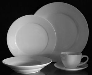 China 20 pcs ceramic dinner set made in china for export  with popular prices  and high quality   on  buck  sale for export on sale