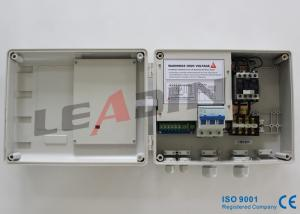 China Explosion Proof Sewage Pump Control Panel With Phase Unbalance Protection on sale