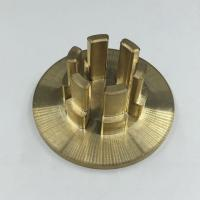 Electronic Equipment Precision Brass Services Rapid Prototyping Machining Parts