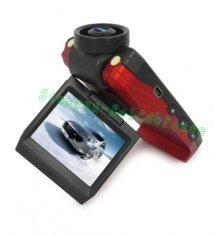 Quality 180 Degree Rotating Lens mini Car Camera DVR P6000 for sale