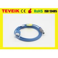 Redel 5pin to DB9 female spo2 extension cable Compatible with BCI sensor for Biolight patient monitor