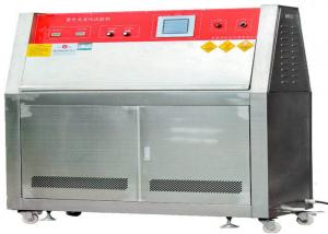 Quality UVA UVB Light Fastness UV Aging Test Chamber , UV Accelerated Weathering Tester for sale