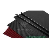 custom size best strength plain weave sheet carbon fiber reinforced plastic,High quality 3K carbon fiber plate Sheet 1mm