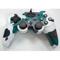 Digital / Analog Dual Shock PC Joystick Controller With Turbo Fire Button