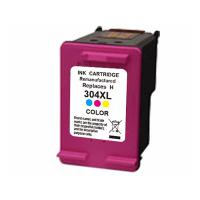 OEM Printer Ink Cartridges Replacement  For HP 304 With Bright Clean Chip