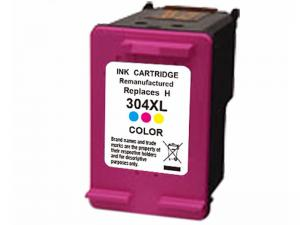 China OEM Printer Ink Cartridges Replacement  For HP 304 With Bright Clean Chip on sale