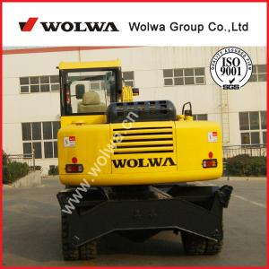 China DLS880-9A Wheel Hydraulic Excavator on sale