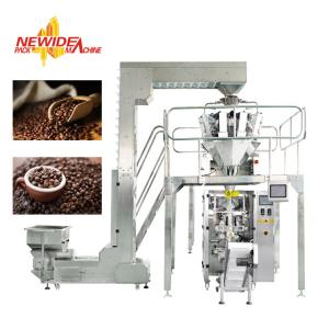 China Vertical Form Fill Seal Automatic Coffee Packing Machine For Coffee Beans on sale