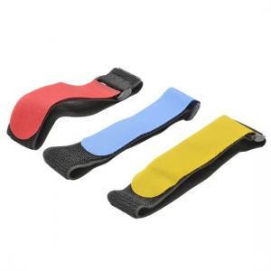 China Nylon 15*200mm Elastic Reusable Hook And Loop Tape Adjustable on sale