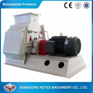 China Custom Wood Chip Hammer Mill Feed grinder , Wood Chip Rice Husk Hammer Mill on sale
