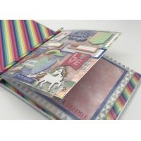 China Birthday Children'S Binder Album Photo Scrapbooking 20 Pages Or More 3D Die Cut on sale