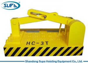 China Strong NeFeB Industrial Lifting Magnets , Steel Plate Lifting Magnets Works Without Electricity on sale