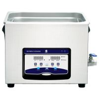 15L Table Top Large 360W Ultrasonic Cleaner Ultrasonic Surgical Instrument Cleaning Bath JP-060S