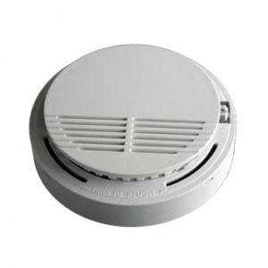 China Photoelectronic Smoke Detector with 9VDC battery on sale