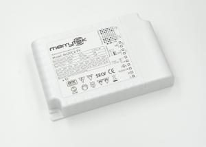 China 2 x 25W IP20 LED Dimmable Driver 250mA - 700mA For LED Down Light on sale