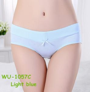 China Women Briefs ,Beautiful Bowknot New Design Girls Briefs Underwear  Fashion cotton panties on sale