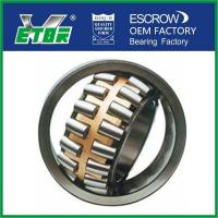 High Precision Spherical Ball Bearing , Double Row Self Aligning Bearing