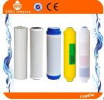 10 Inch Disposable T33 Activated Carbon Water Filter Cartridge For RO System