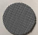 Stainless Steel Filter Wire Mesh Screen/Sintered Filter Disc/10 micron stainless steel filter mesh