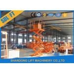 2018 Hot Sales High Quality Stationary Hydraulic Scissor Lift with CE