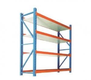 China Warehouse Storage Shelves Adjustable Stainless Steel Shelving Powder Coated on sale