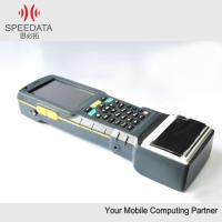 Android RFID Handheld Portable Data Terminals DGPS Computer with Built-in Printer