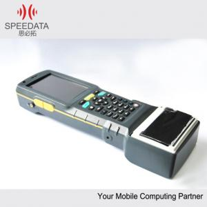 China Android Ticket Portable Data Collection Terminal With Wireless Gps Tracking Device on sale