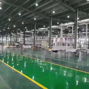 China New material epoxy flooring on hot selling on sale