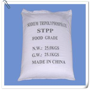 China Sodium Tripolyphosphate Food Grade supplier
