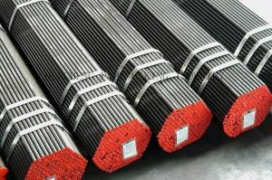 China GOST / SAE / JIS Thick Wall Cold Drawn Seamless Tube Thickness 2.11mm For Machinery on sale