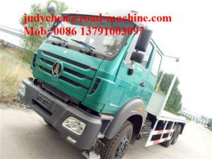 China Beiben V3 cargo Truck chassis 6*4, Beiben NG80 340hp heavy cargo trucks, North Mercede Benz on sale
